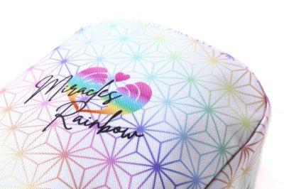 画像2: 虹麻紋ボディバック!Rainbow×Hemp!