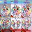 画像6: 虹の神♡オーシャンガーディアンズ(海を護る)ユニフォーム(半袖&長袖6種) (6)
