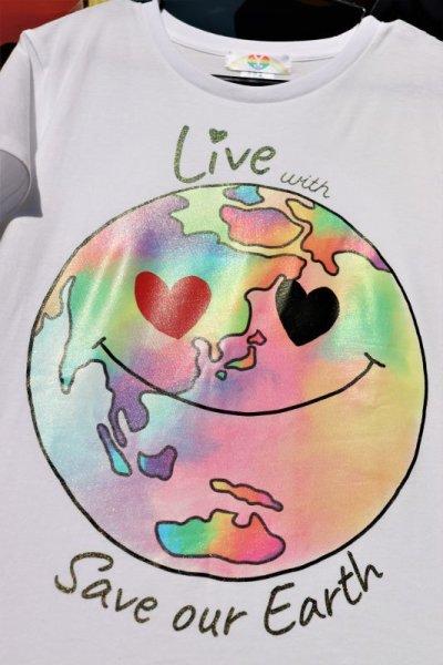 画像1: 虹の神♡オーシャンガーディアンズ(海を護る)ユニフォーム(半袖&長袖6種)