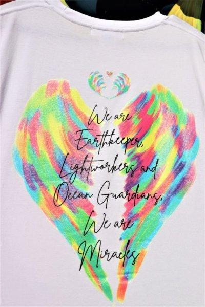 画像2: 虹の神♡オーシャンガーディアンズ(海を護る)ユニフォーム(半袖&長袖6種)